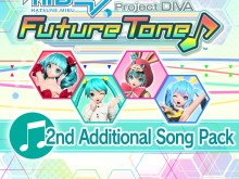 Hatsune Miku Project DIVA Future Tone - 2nd Encore Pack