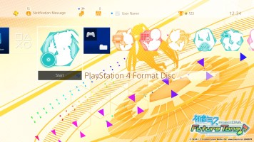 Hatsune Miku- Project DIVA Future Tone - Dynamic Theme CT - Bottom