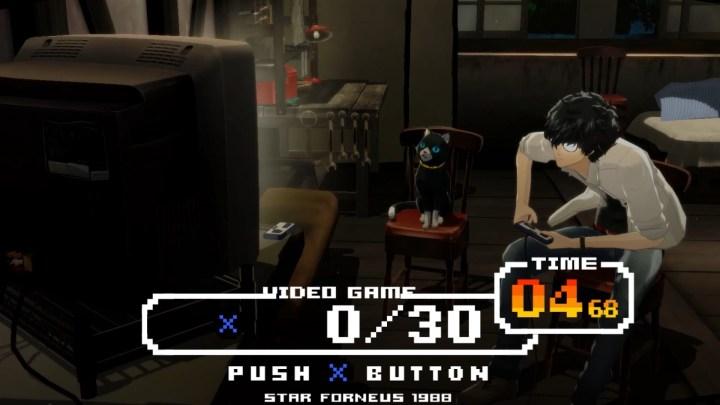 Persona 5 Sizzle Trailer
