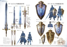 Valkyria Revolution Art Book - 12