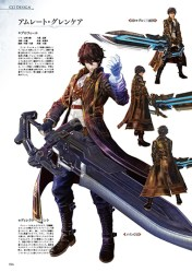 Valkyria Revolution Art Book - 3