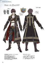 Valkyria Revolution Art Book - 4
