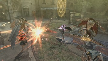 Bayonetta PC 1 - Combat Heel Kick
