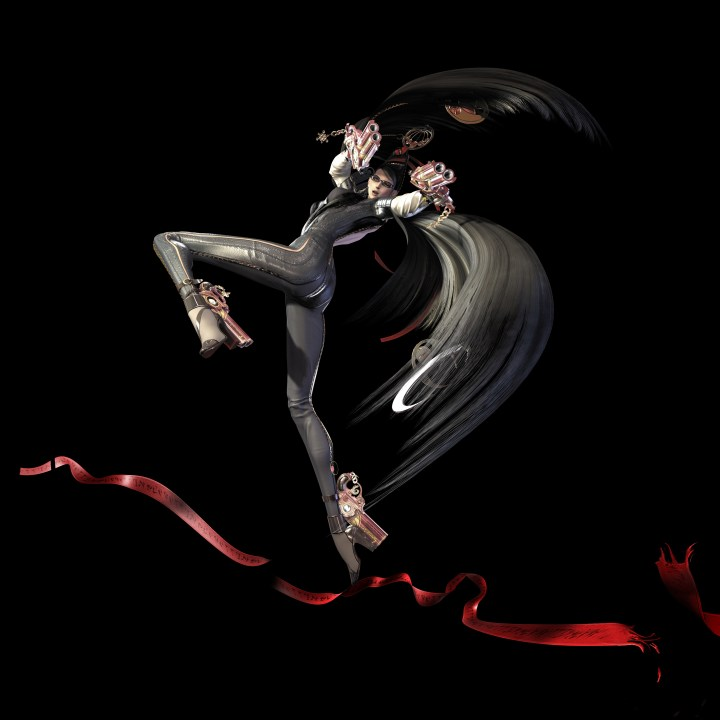 Bayonetta PC Artwork - 1