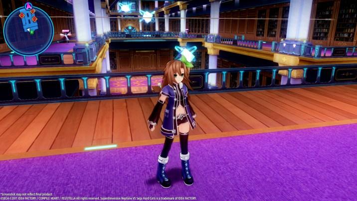Superdimension Neptune VS SEGA Hard Girls PC - 2