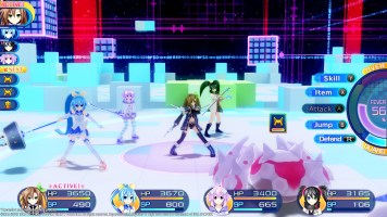 Superdimension Neptune VS SEGA Hard Girls PC - 5