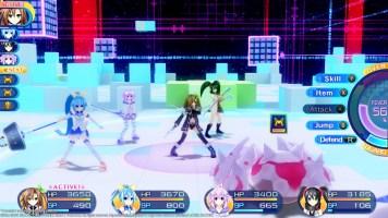 Superdimension Neptune VS SEGA Hard Girls PC - 5