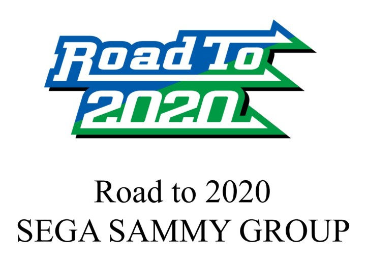 Sega-Sammy Road to 2020 - 1