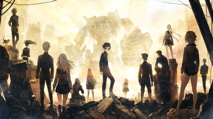 13 Sentinels Aegis Rim - Teaser Trailer