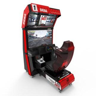 SEGA World Drivers Championship - 001