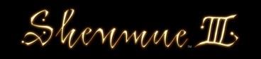Shenmue 3 - Old Logo