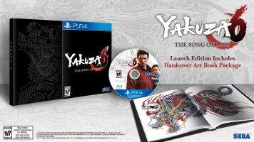 Yakuza 6 Launch Edition