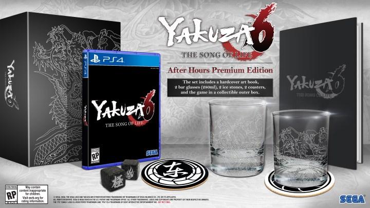 Yakuza 6 Premium Edition