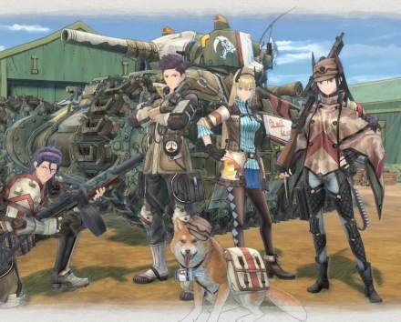 Valkyria Chronicles 4 - 1