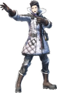 Valkyria Chronicles 4 - Claude Wallace