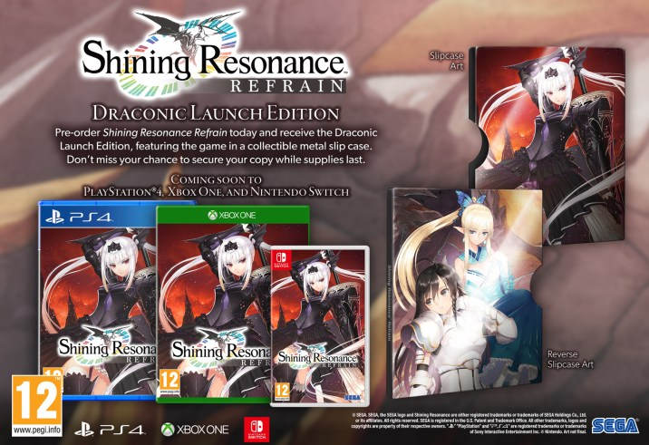 Shining Resonance Refrain West