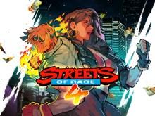 Streets of Rage 4 - KeyArt