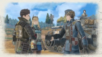 Valkyria Chronicles 4 DLC - A United Front With Squad 7