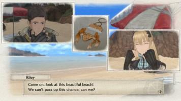 Valkyria Chronicles 4 DLC - Squad E To The Beach