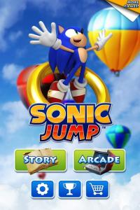 After some issues with having both a story and an arcade mode in Sonic Jump, Hardlight decided to make Sonic Dash an endless runner only