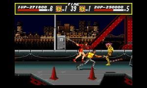SEGA 3D Classics: Streets of Rage