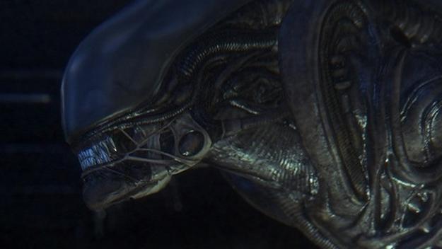 look! an alien!