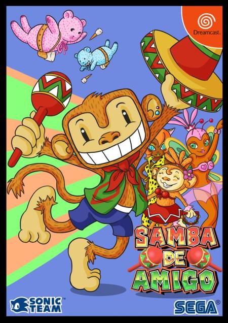 Samba De Amigo by Ale Gamez