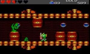 Wonder Boy - Dragons Trap 06