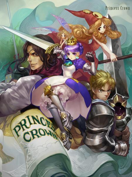 Princess Crown by Imo Maruko