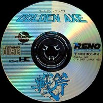 Golden Axe, now on CD and vinyl.