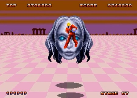 Image result for Space Harrier 2