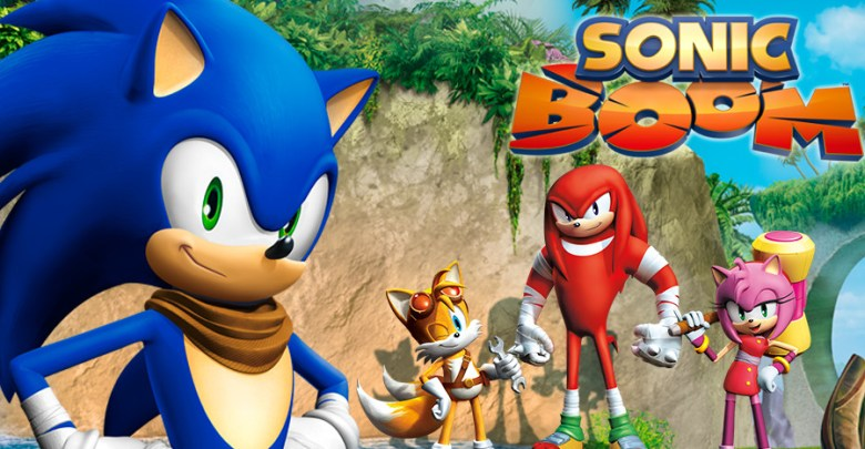 Sonic Boom animated series now available on Hulu | SEGA Nerds