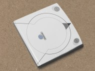 Dreamcast hardcover notebook by Yellow Bulldog