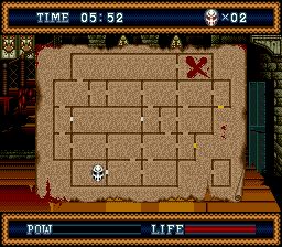 sega_horror_fest_review_splatterhouse_3_map