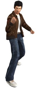 Any SEGA fighting game would have to include Ryo Hazuki, right?