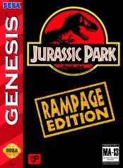 Retro_review_Jurassic_Park_rampage_Edition_box_art