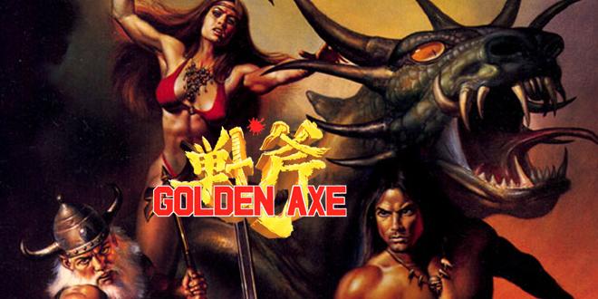 Golden Axe Movie?