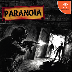 Paranoia Dreamcast Cover