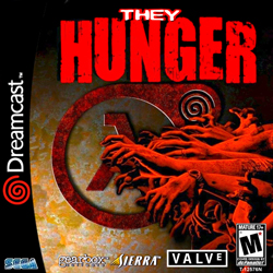They Hunger Dreamcast