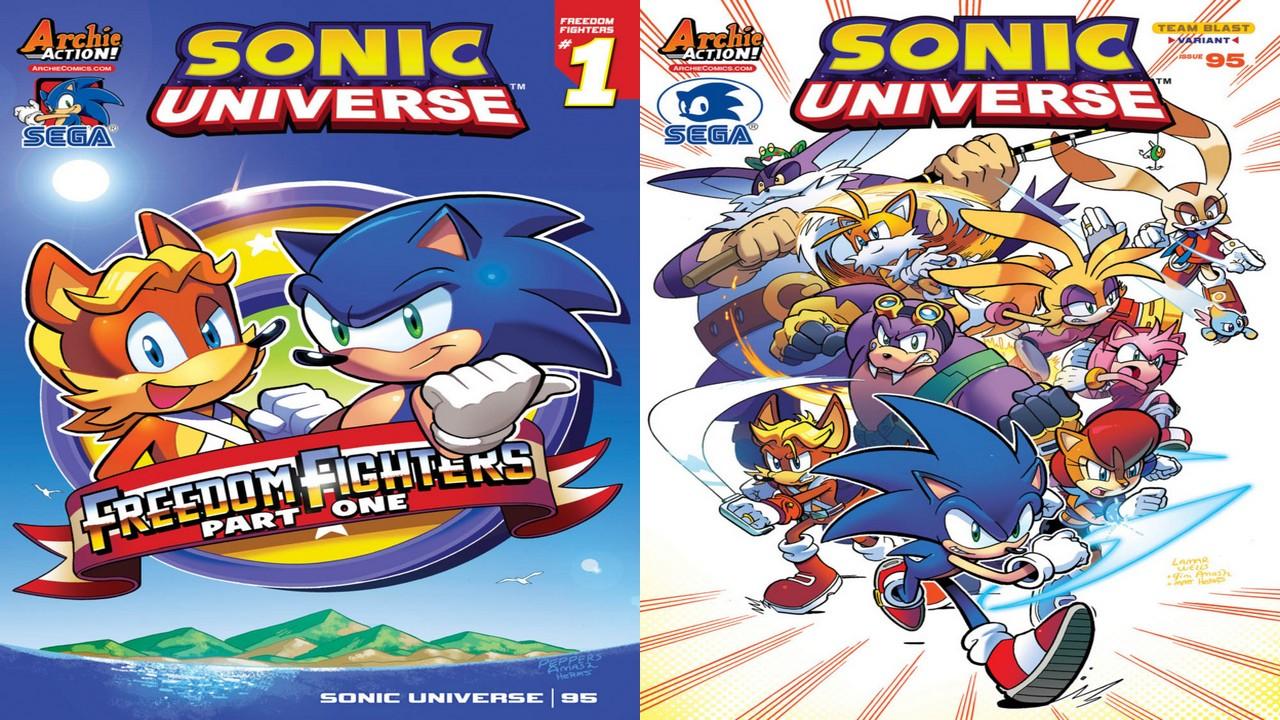 Is Archie Comics Cancelling Sonic Sega Nerds