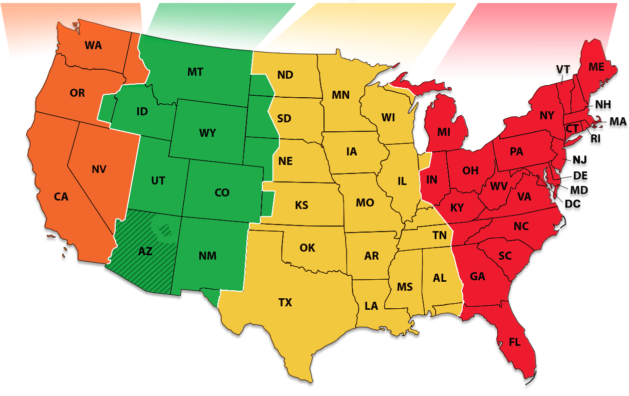 What Are The Best States For Autism Services