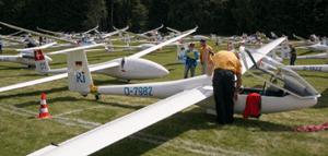 Klippeneck_Segelflug_Wettbewerb