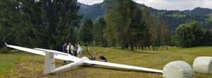 Golfplatz_Segelflug_Landung