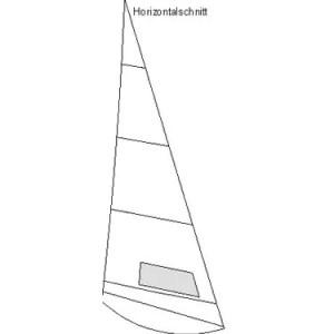 Produktbild Pirat Vorsegel Horizontal