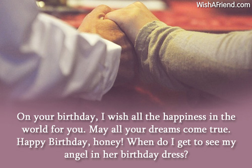 romantic birthday messages for