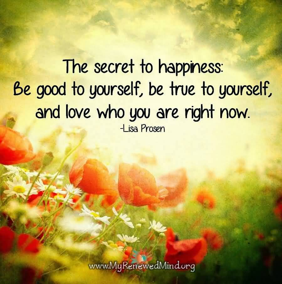 Quotes Happiness Secret Life