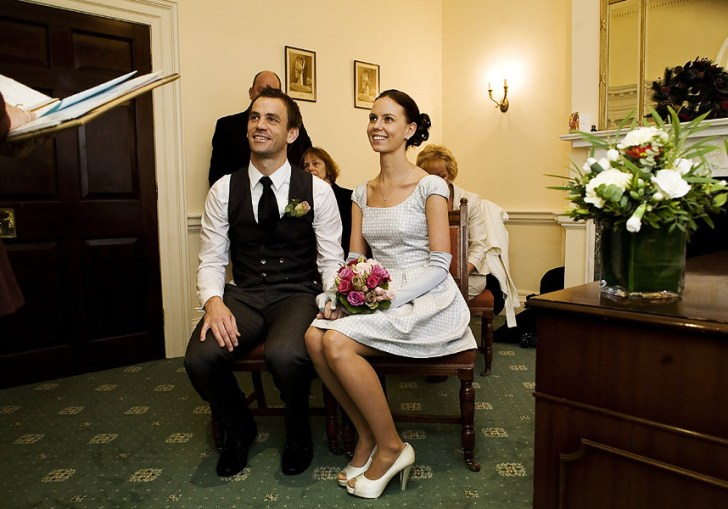 Registry Office Wedding Vows Examples