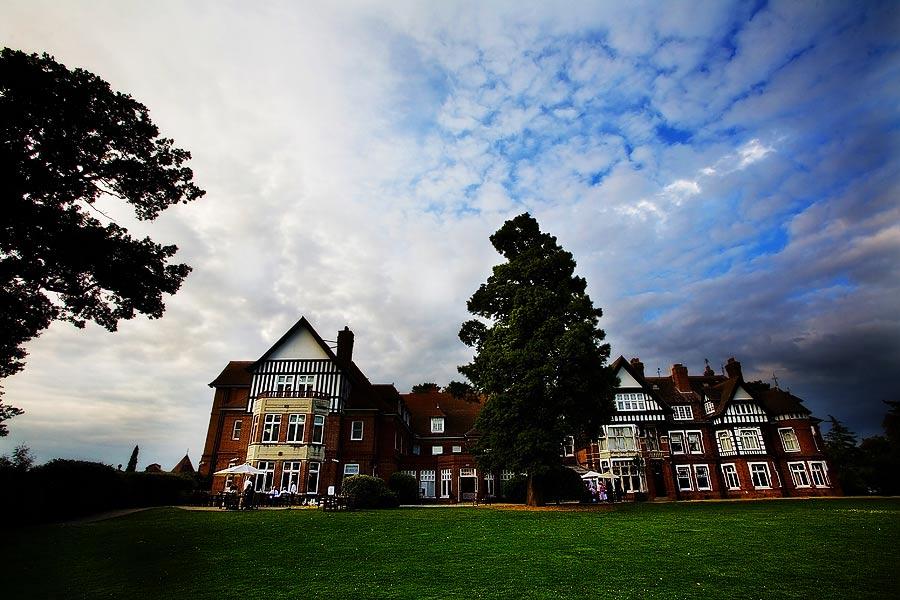 Wedding at Woodlands Park Hotel Surrey