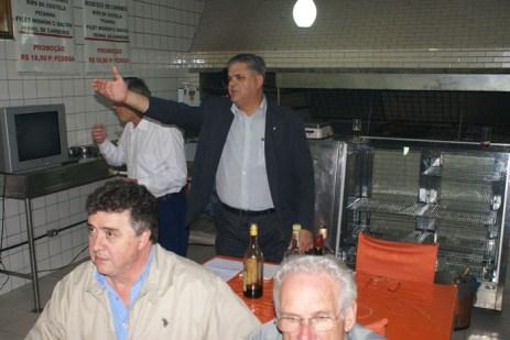Clube da Pedrinha do Paraná - Reunião de Agosto / 2009