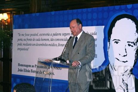 Homenagem a João Elisio Ferraz de Campos